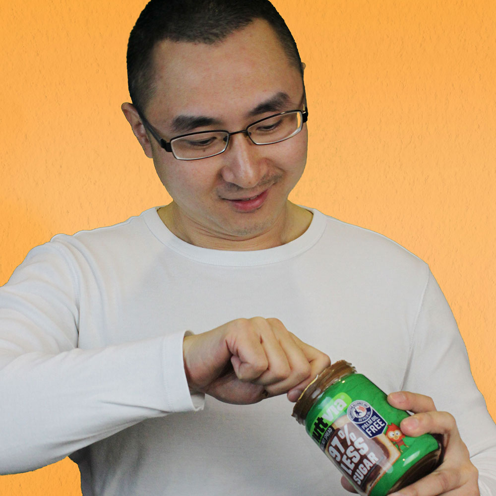 Nuttvia Hazelnut Spread
